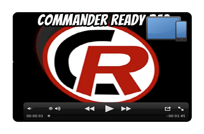 Commander Ready Rap