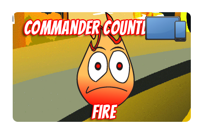 Commander Countdown: Fire
