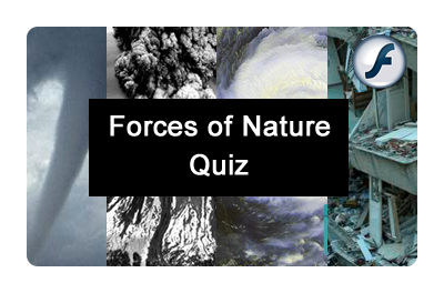 Natural Disasters Quiz