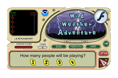 Wild Weather Adventure