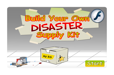 Build Your Own Disaster Kit